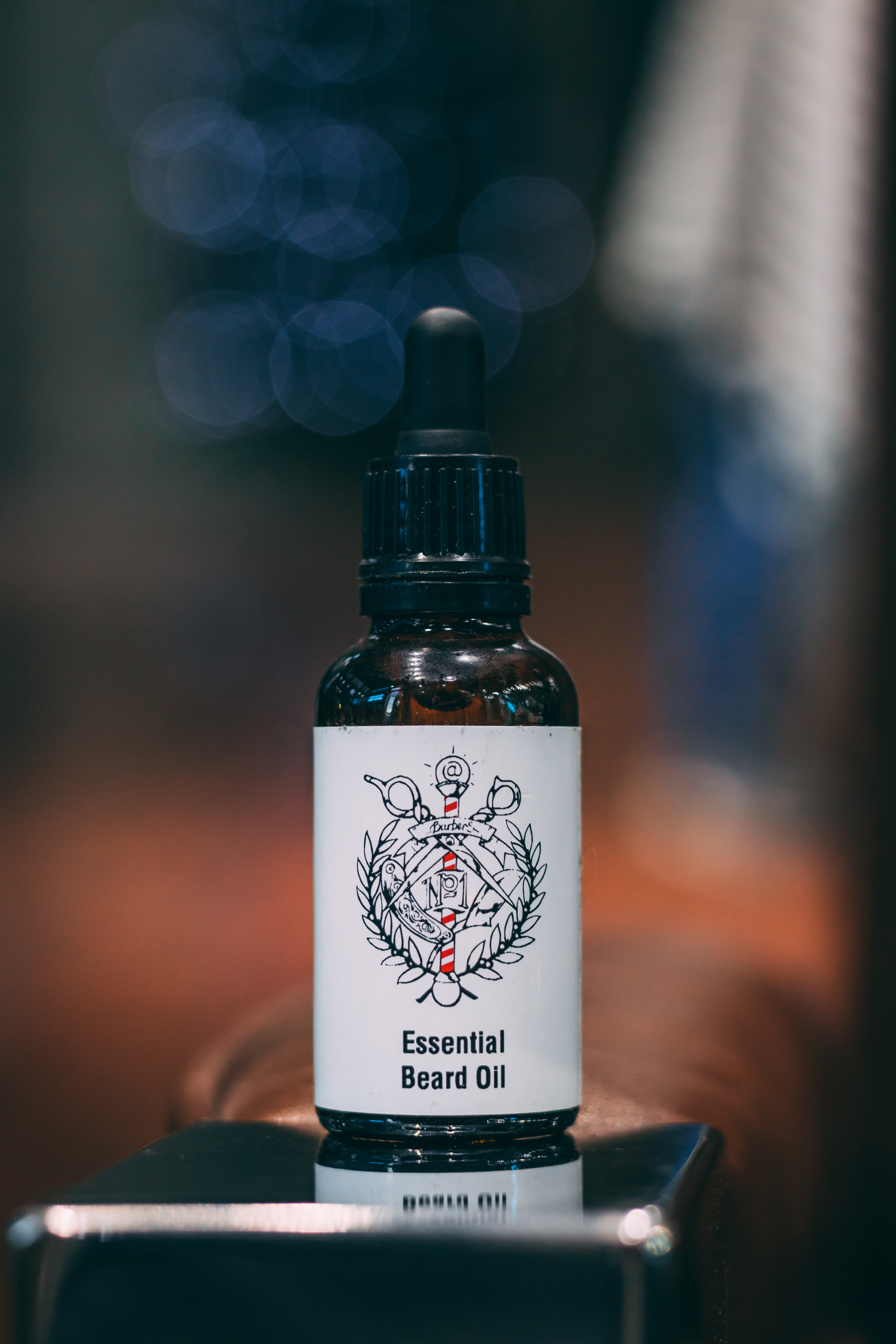Essential Beard Oil (30ml)